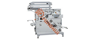MHR-21B On-running registration flexo printing machine