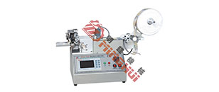 MHQ-100A Type Micro-computer Automatic Label Cutting Machine (cold and hot)